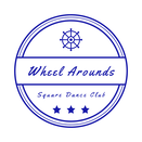 Wheel Arounds, Nanaimo, BC, Club Logo